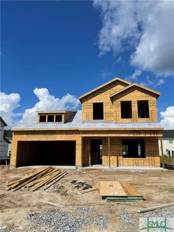 316 Wellstone Way, Richmond Hill, GA 31324 (MLS #258011) :: Keller Williams Coastal Area Partners