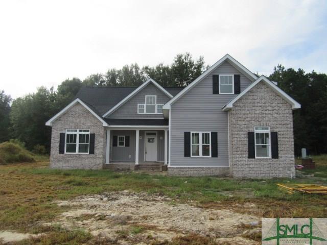 260 Rivercrest Drive, Brooklet, GA 30415 (MLS #183009) :: Coastal Savannah Homes