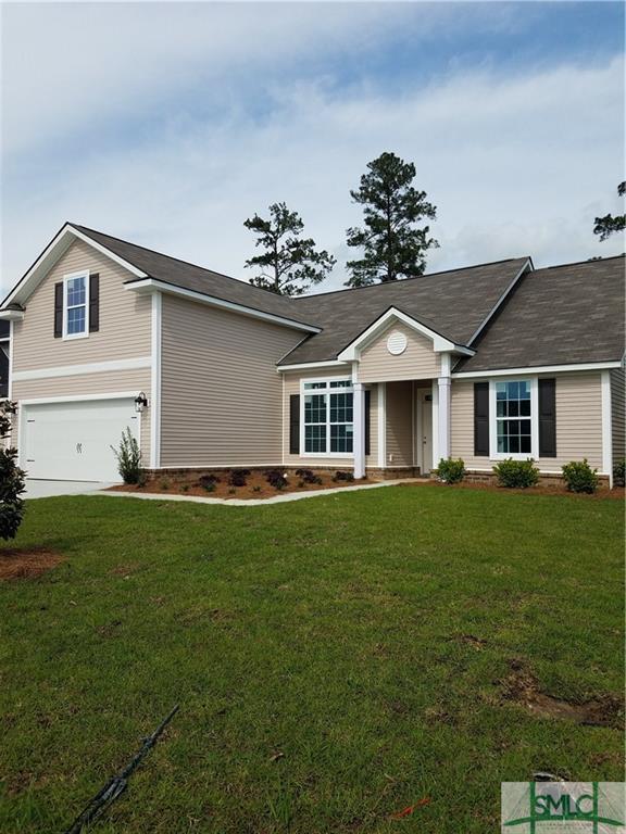 65 Telford Street, Savannah, GA 31407 (MLS #201607) :: The Arlow Real Estate Group