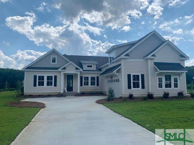 105 Bramswell Road, Pooler, GA 31322 (MLS #212602) :: Level Ten Real Estate Group