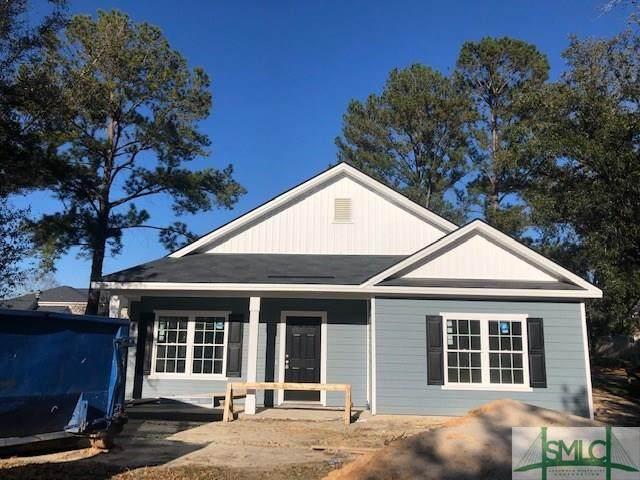 170 Burton Road, Savannah, GA 31405 (MLS #218083) :: Teresa Cowart Team