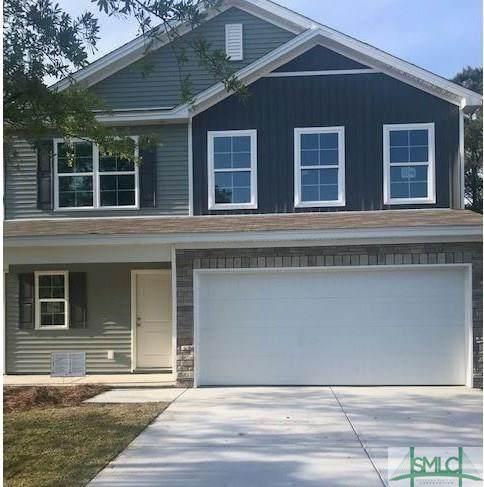 13 Blackberry Circle, Guyton, GA 31312 (MLS #218414) :: The Arlow Real Estate Group
