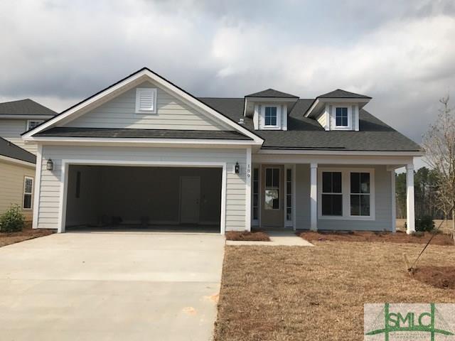 189 Martello Rd, Pooler, GA 31322 (MLS #180652) :: Coastal Savannah Homes