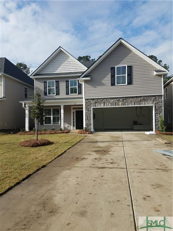 139 Laguna Way, Savannah, GA 31405 (MLS #181432) :: Coastal Savannah Homes