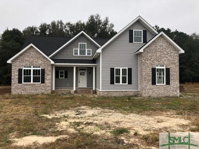 260 Rivercrest Drive, Brooklet, GA 30415 (MLS #183009) :: The Robin Boaen Group