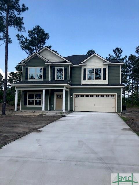 125 Whitebark Trail, Richmond Hill, GA 31324 (MLS #203648) :: Coastal Savannah Homes