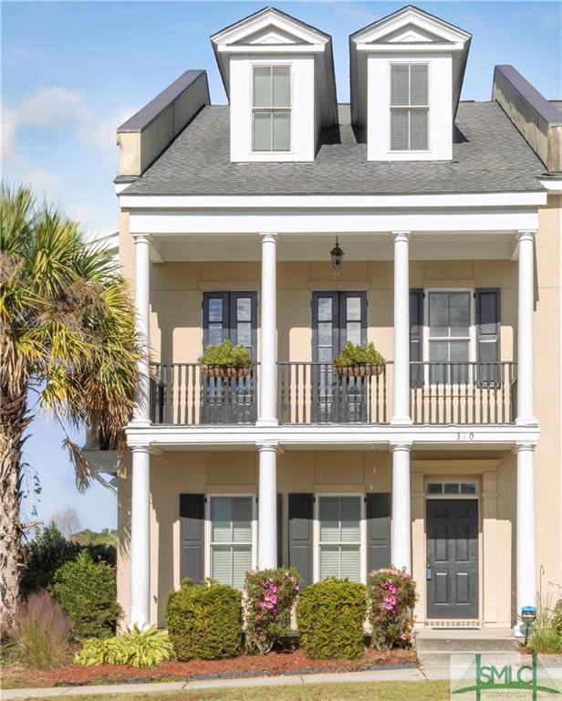 310 Dogwood Circle, Port Wentworth, GA 31407 (MLS #216671) :: The Randy Bocook Real Estate Team