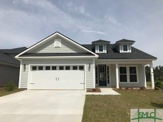 189 Martello Road, Pooler, GA 31322 (MLS #180652) :: Coastal Savannah Homes