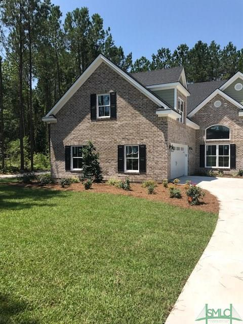 237 Maddy Way, Richmond Hill, GA 31324 (MLS #186448) :: The Arlow Real Estate Group