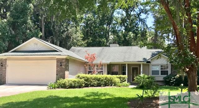 3 Copperfield Drive S, Savannah, GA 31410 (MLS #194511) :: The Robin Boaen Group