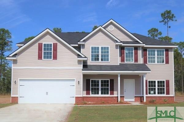 395 Archie Way NE, Ludowici, GA 31316 (MLS #195127) :: Coastal Savannah Homes