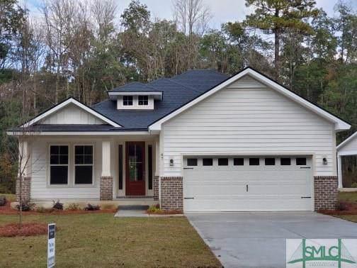 67 Beecher Drive, Richmond Hill, GA 31324 (MLS #207868) :: The Arlow Real Estate Group