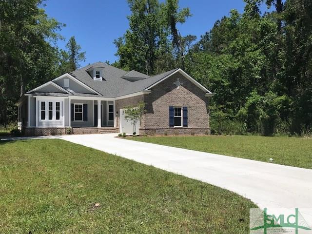 55 Long Creek Lane, Richmond Hill, GA 31324 (MLS #165120) :: Coastal Savannah Homes
