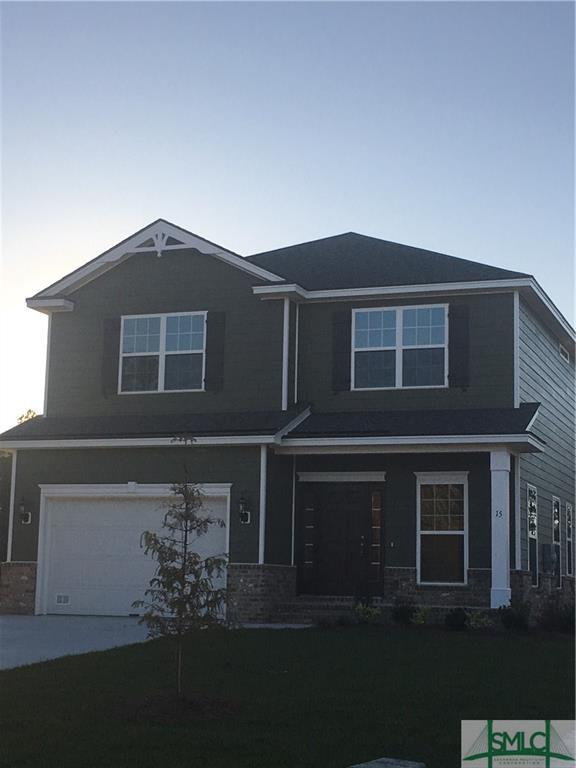 15 Sweetgrass Lane, Richmond Hill, GA 31324 (MLS #175547) :: Teresa Cowart Team