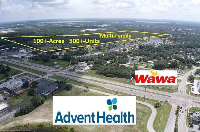 839 Memorial Drive, Avon Park, FL 33825 (MLS #262107) :: Compton Realty
