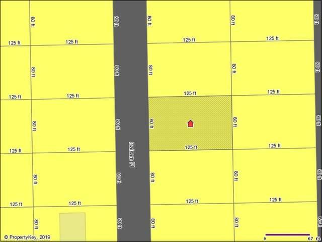 6704 Balsam Place, Sebring, FL 33875 (MLS #266699) :: Compton Realty