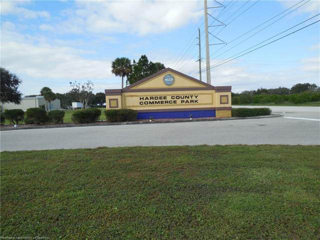 2580 Commerce Court Lot 23, Bowling Green, FL 33834 (MLS #270881) :: Compton Realty