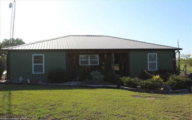 1945 Maude Road, Wauchula, FL 33873 (MLS #272021) :: Compton Realty