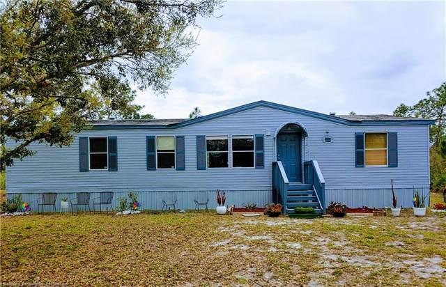 512 Moss Road, Venus, FL 33960 (MLS #272266) :: Compton Realty