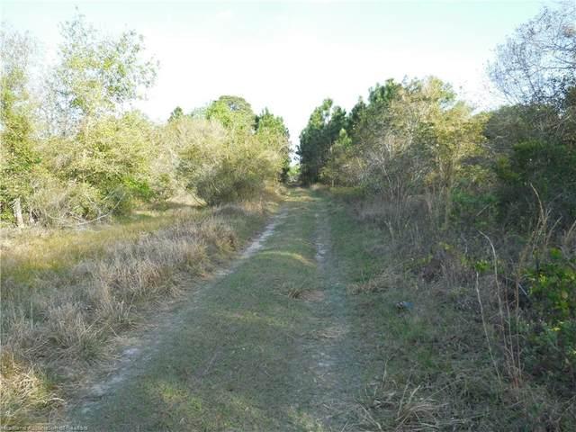 1816 W Lake Drive, Lorida, FL 33857 (MLS #272499) :: Compton Realty