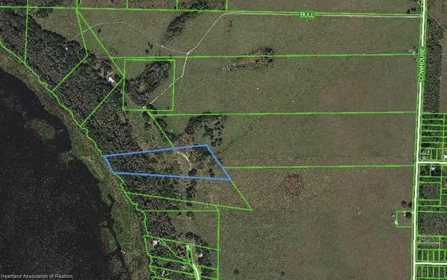 131 Bull Road, Lorida, FL 33857 (MLS #272931) :: Compton Realty