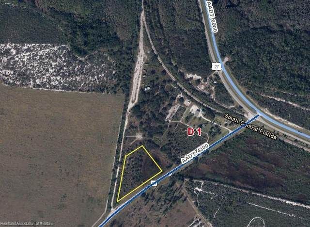 State Road 29 Highway, Palmdale, FL 33944 (MLS #273220) :: Compton Realty