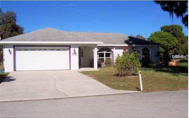 160 Lake Francis Drive, Lake Placid, FL 33852 (MLS #273384) :: Compton Realty