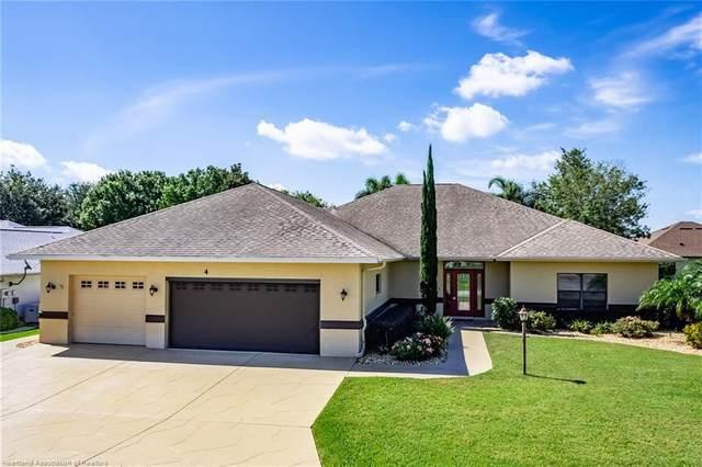 4 Somerset Lane, Lake Placid, FL 33852 (MLS #273482) :: Compton Realty