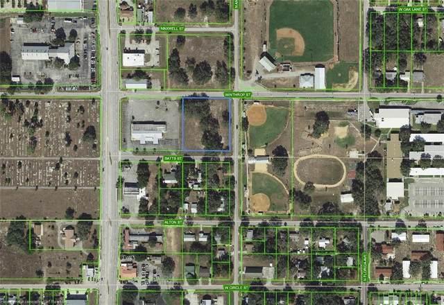 Batts Street, Avon Park, FL 33825 (MLS #273898) :: Compton Realty