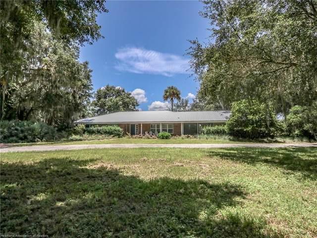 2101 State Road 64 W, Wauchula, FL 33873 (MLS #273911) :: Compton Realty