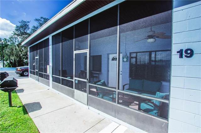 735 S Lakeview Road #19, Lake Placid, FL 33852 (MLS #273918) :: Compton Realty
