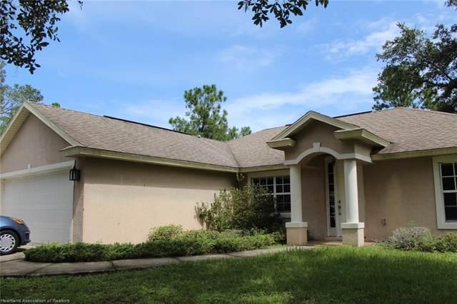 1004 Garland Avenue, Sebring, FL 33875 (MLS #273943) :: Compton Realty