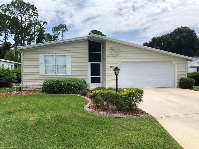 2815 S Mainsail Drive, Avon Park, FL 33825 (MLS #273959) :: Compton Realty