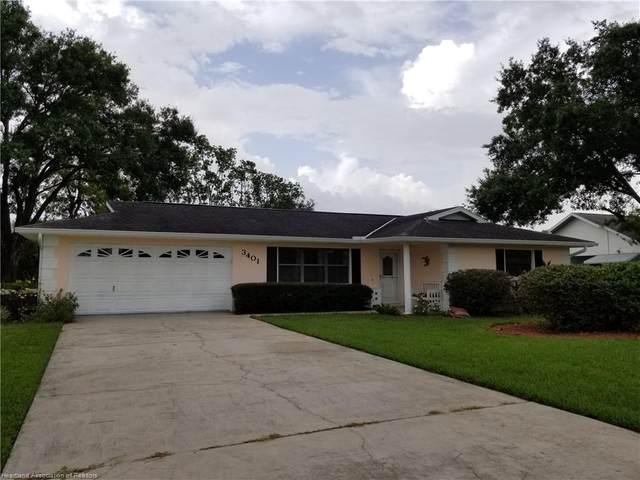 3401 Divot Road, Sebring, FL 33872 (MLS #273966) :: Compton Realty