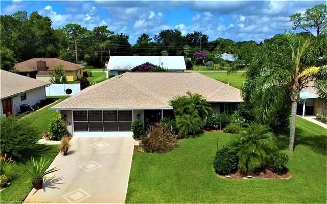 4017 Santa Barbara Drive, Sebring, FL 33875 (MLS #274251) :: Compton Realty