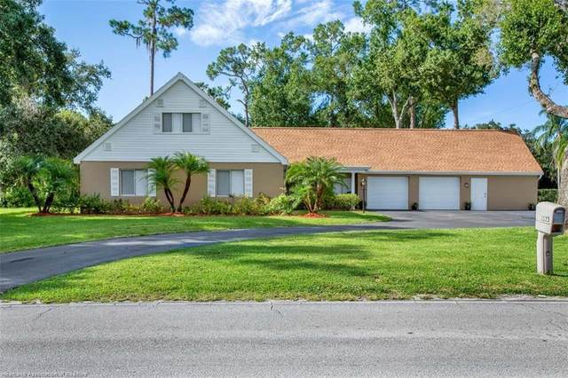 3333 Golfview Road, Sebring, FL 33875 (MLS #274274) :: Compton Realty