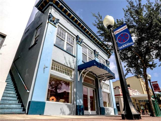 105 N Ridgewood Drive, Sebring, FL 33870 (MLS #274315) :: Compton Realty