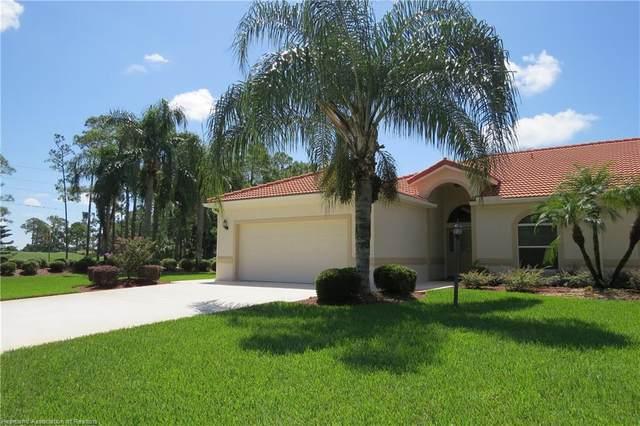 5701 Hampton Woods Boulevard, Sebring, FL 33872 (MLS #275409) :: Compton Realty