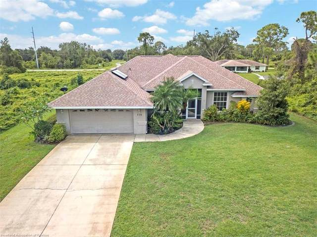 115 Mango Road NE, Lake Placid, FL 33852 (MLS #275481) :: Compton Realty