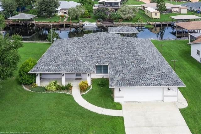 3023 Country Lake Drive, Sebring, FL 33876 (MLS #275614) :: Compton Realty