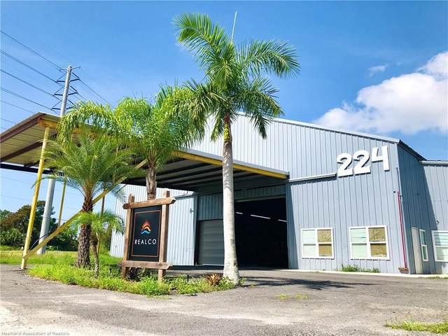 224 Hatcher Avenue, Avon Park, FL 33825 (MLS #275615) :: Compton Realty
