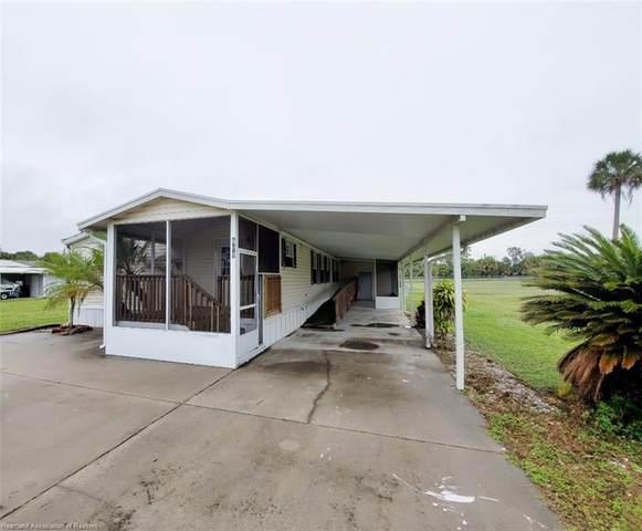 809 Yacht Club Way NW, Moore Haven, FL 33471 (MLS #275632) :: Compton Realty