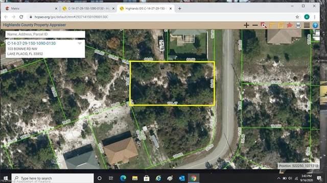 103 Bonnie Road NW, Lake Placid, FL 33852 (MLS #275654) :: Compton Realty