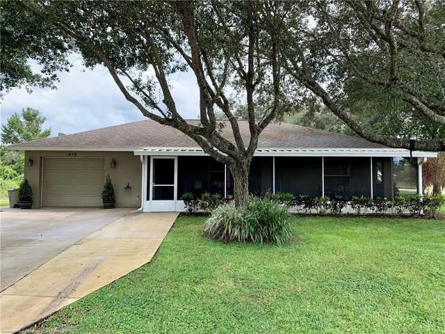 419 Boylston Street, Lake Placid, FL 33852 (MLS #275694) :: Compton Realty