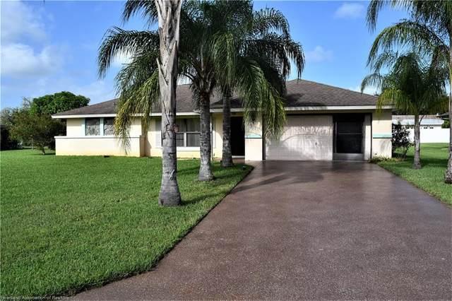 1611 Evergreen Street, Sebring, FL 33870 (MLS #275695) :: Compton Realty