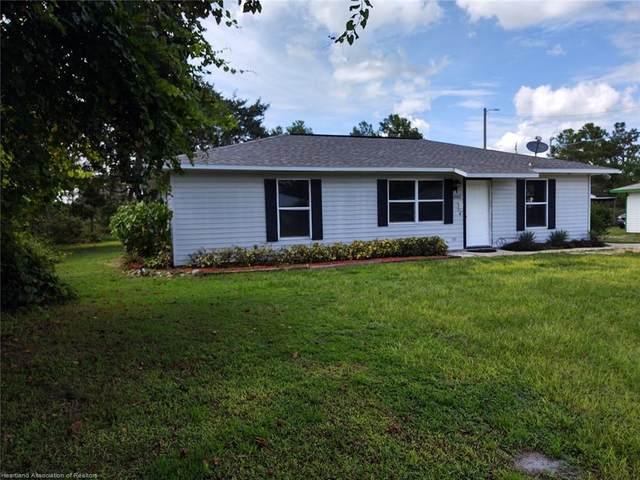 10413 Sage Drive, Sebring, FL 33875 (MLS #275696) :: Compton Realty