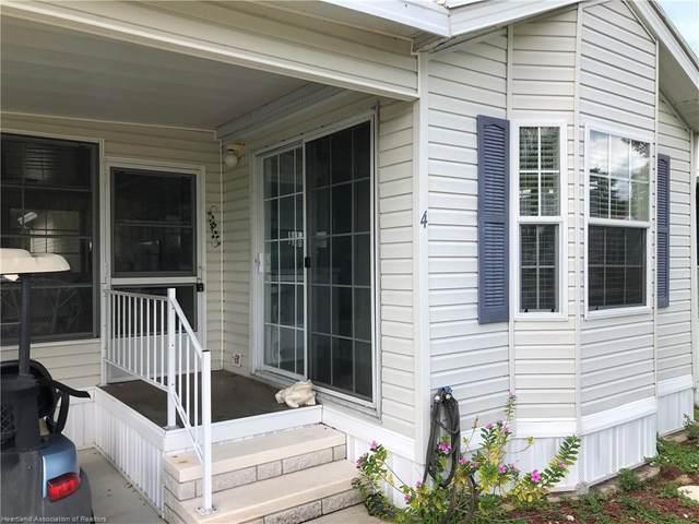4 Hidden Cove, Lake Placid, FL 33852 (MLS #275726) :: Compton Realty