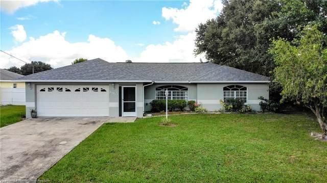 3910 Mendoza Avenue, Sebring, FL 33872 (MLS #275762) :: Compton Realty