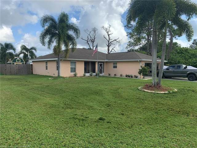 757 Lake Betty Drive, Lake Placid, FL 33852 (MLS #275986) :: Compton Realty