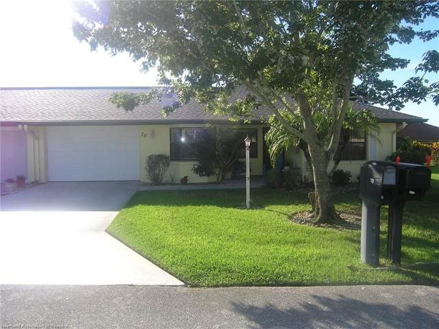 70 Hickory Hills Circle, Lake Placid, FL 33852 (MLS #276019) :: Compton Realty